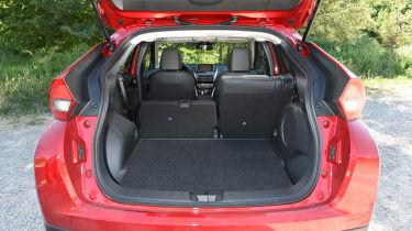 Mitsubishi Eclipse Cross - boot