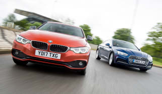 BMW 4 Series vs Audi A5 - header