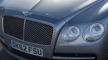 Bentley Flying Spur grille