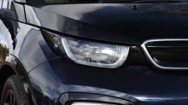 BMW i3s in-depth review - headlight