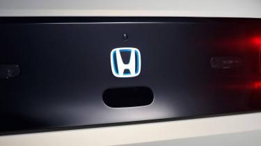 Honda e Prototype - Honda badge