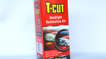 T-Cut Headlight Restoration Kit