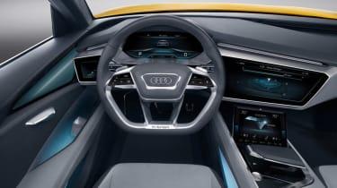 Audi Virtual Dashboard - driver
