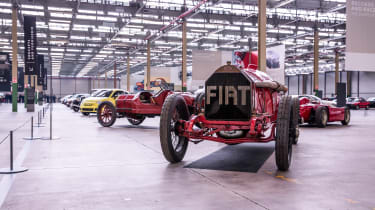 FCA Heritage - records and races