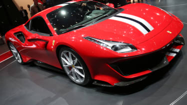 New Ferrari 488 Pista read