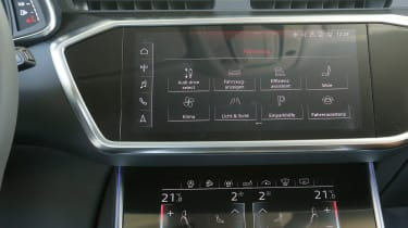 Audi A6 Allroad - infotainment