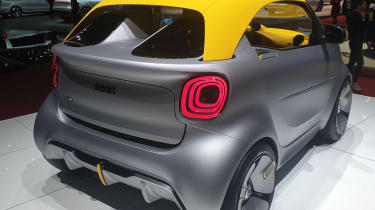 Smart Forease+ - rear