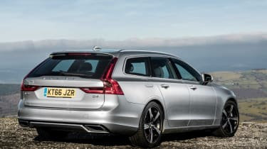 Volvo V90 R-Design 2017 - rear quarter