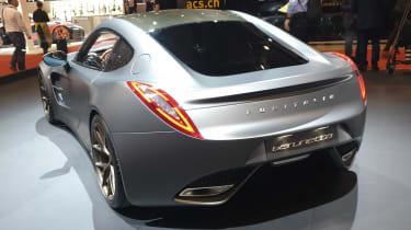 Puritalia Berlinetta - rear
