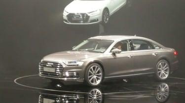 Audi A8 reveal