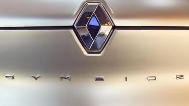 Renault Symbioz concept - Symbioz badge