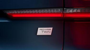 Volvo C40 Recharge - badge