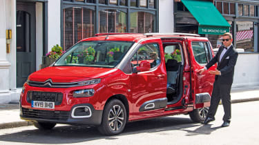 Citroen Berlingo - best long-term cars 2019