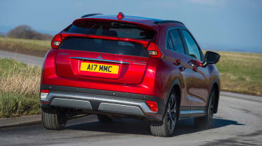 Mitsubishi Eclipse Cross First Edition - rear