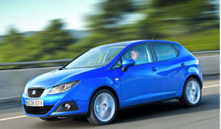 SEAT Ibiza 1.2 TSI front track