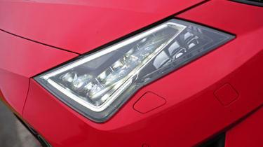 SEAT Leon Cupra long-termer - lights