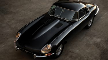 Cool cars: the top 10 coolest cars - Jaguar E-Type front