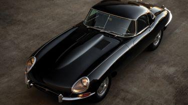 Cool cars: the top 10 coolest cars - Jaguar E-Type front