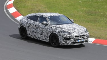 Lamborghini Urus - best new cars 2022 and beyond