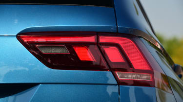 VW Tiguan - taillight