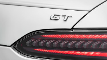 Mercedes-AMG GT - rear badge