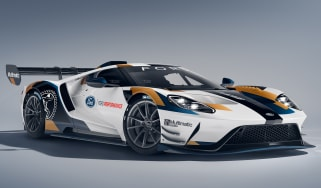 Ford GT Mk II - front 3/4 static