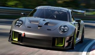 Porsche 911 GT2 RS Clubsport 25 - front