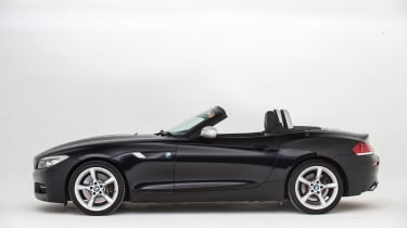 Used BMW Z4 - side