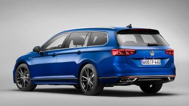 Volkswagen Passat Estate - rear