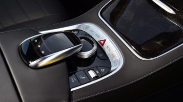 Mercedes S 560 e - interior