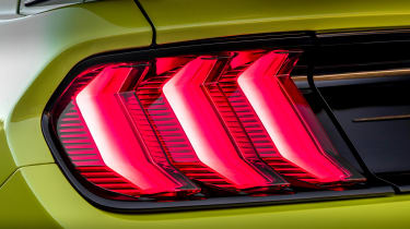Ford Mustang Shelby GT500 - rear light