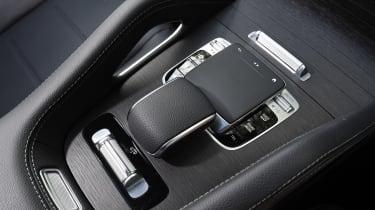 Mercedes GLE - centre console