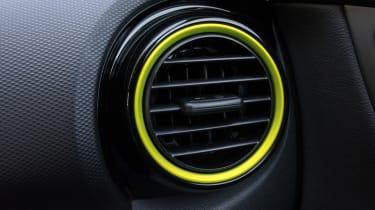 Hyundai Kona Premium SE 2017 - air vent