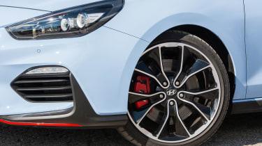 Hyundai i30 N - front detail