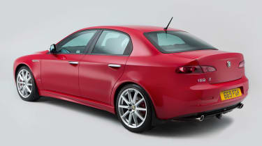 Used Alfa Romeo 159 - rear