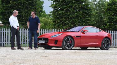 Jaguar F-Type 4-cylinder - interview