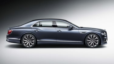 Bentley Flying Spur - side