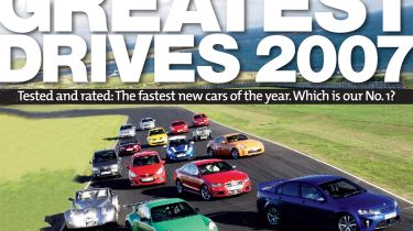 Greatest Drives 2007
