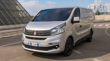 Fiat Talento - front static