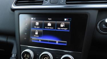 Renault Kadjar S Edition - infotainment