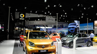 Shanghai Motor Show - header