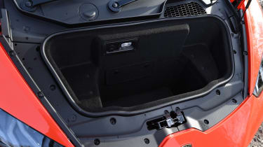 Lamborghini Huracan Evo Spyder - boot