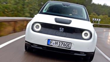 Honda e - full front