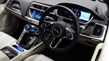 JLR tech secrets feature- interior