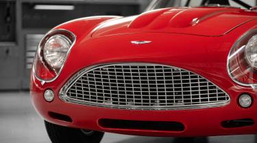 Aston Martin DB4 GT Zagato Continuation - grille