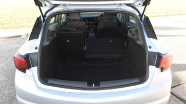 Vauxhall Astra diesel - boot