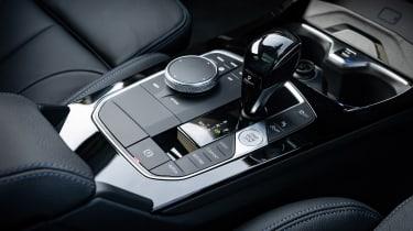 BMW 1 Series - centre console