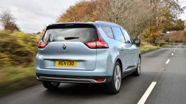 Renault Scenic and Grand Scenic Hybrid Assist - 9