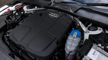 Audi A5 Coupe 2.0 TDI - engine