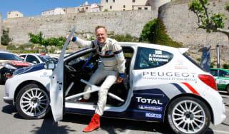 Peugeot Sport - Ari Vatanen interview header